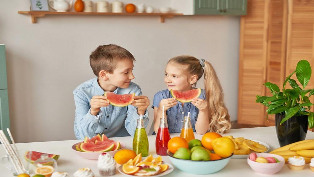 Παιδική - Εφηβική διατροφή 1