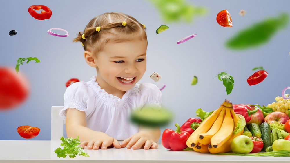 Παιδική - Εφηβική διατροφή 3