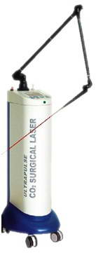 LASER CO2, Ultrapulse Surgical 25W, Ecomed 1