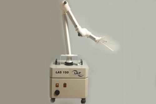 Αναρρόφηση αναθυμιάσεων LASER, LAS 150, Umwelt - Lufttechnick - ULT