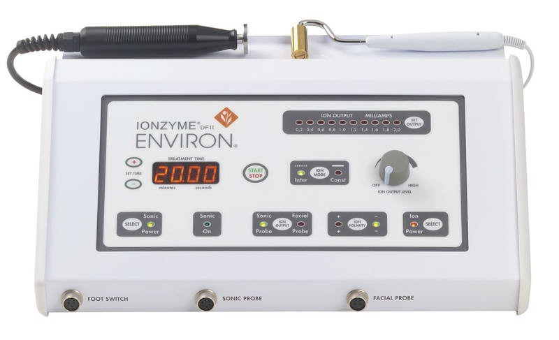 Συσκευή μη-ενέσιμης μεσοθεραπείας, Ionzyme® DF, ENVIRON™ 1