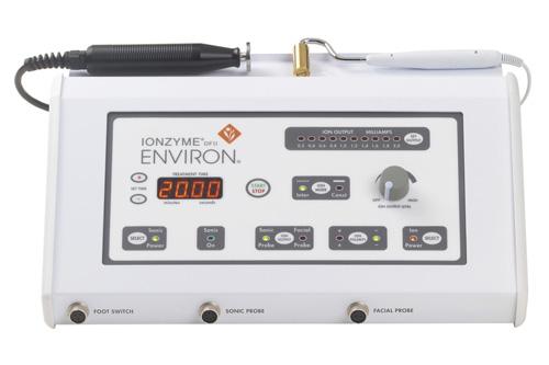 Συσκευή μη-ενέσιμης μεσοθεραπείας, Ionzyme® DF, ENVIRON™