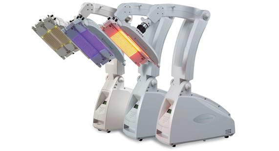Συσκευή φωτοδυναμικής θεραπείας, Omnilux™ PDT, Phototherapeutics Ltd 8