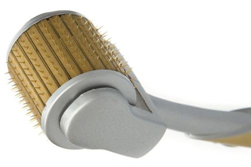 Συσκευή μη-ενέσιμης μεσοθεραπείας, Titanium MicroNeedle Dermaroller