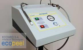 Συσκευή δερμοαπόξεσης μικροκρυστάλλων, Ecopeel, Ecomed 1