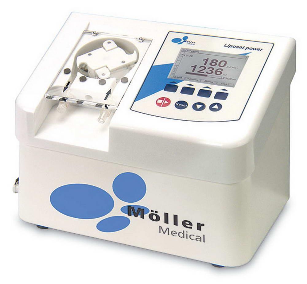 Συσκευή λιποαναρρόφησης, Möller  Medical Ltd 6